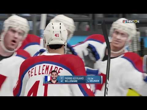 NHL 19 - Best in Europe Tournament - Round 2 - Norway vs France