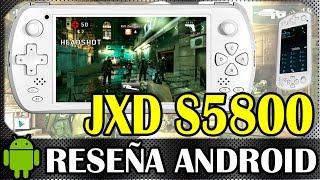 JXD S5800 - El Smartphone para Gamers [Reseña en Español]