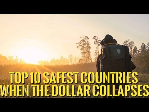 👉Top 10 Safest Countries When The Dollar Collapses .