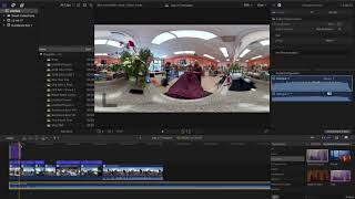 How to Edit 360° VR in Final Cut Pro X