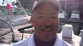 Interview with Rob Ruhlman, skipper of J/111 Spaceman Spiff, at Quantum Key West 2014