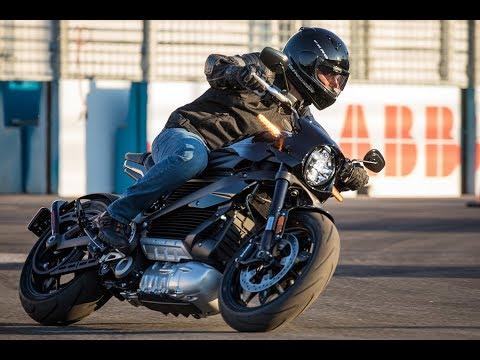 LiveWire X Formula E NYC E-Prix | Harley-Davidson