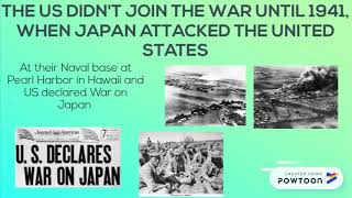 Quick Facts II WORLD WAR