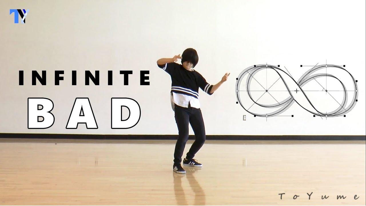 Infinite (인피니트) - Bad (베드) Dance Cover - YouTube