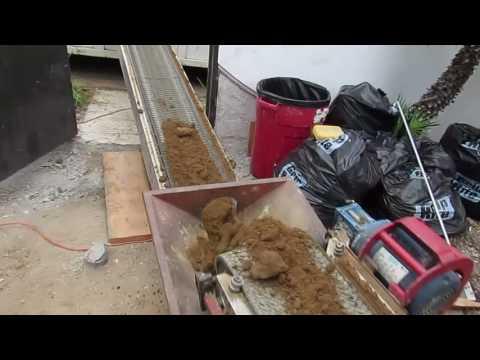 Conveyor Rental Company Corona del Mar Basement Excavation I