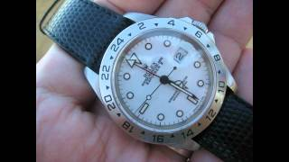 The Rolex debate - GMT II or Explorer II ? Which is better? Collecting Watches