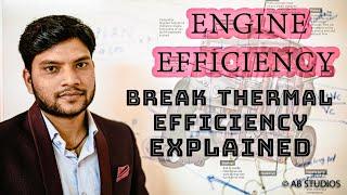 BREAK THERMAL EFFICIENCY Explained, Automobile Engineering