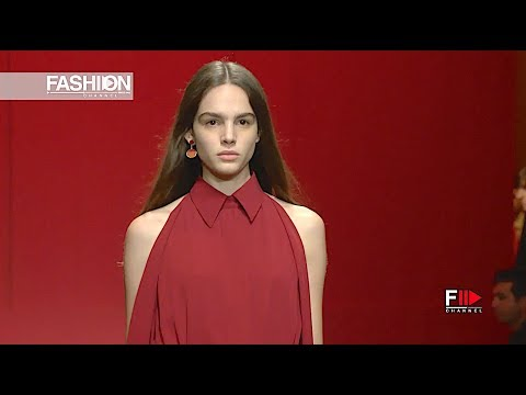 SALVATORE FERRAGAMO Fall 2018/2019 Milan - Fashion Channel