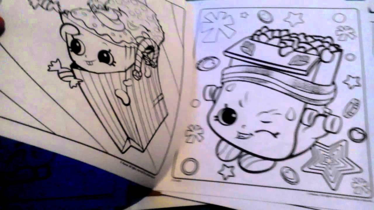 Shopkins candy apple coloring pages - Shopkins Candy Apple Coloring Pages 57