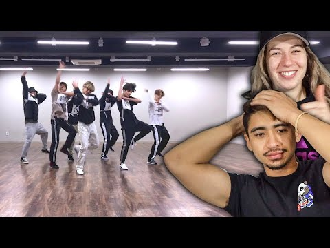 BTS 'Mic Drop' & 'Spring Day' Dance Practice Reaction (MIND BLOWN!)