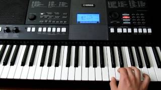 Обучение на синтезаторе Florida - Whistle (by Toffa Alimoff)