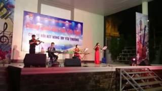 Ca khúc Trầm Hương- Hòa tấu dân tộc