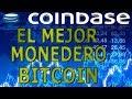 Coinbase Como Comprar y Vender Bitcoin  El Mejor Monedero que hay Europa y EEUU  Derrota la Crisis