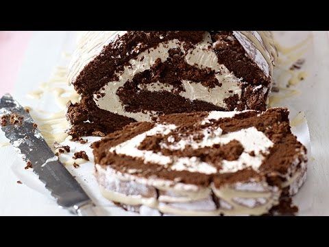 Mary Berrys Chocolate Roulade Recipe