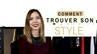 Cover images COMMENT TROUVER SON STYLE ?