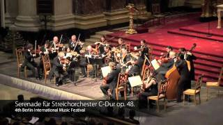 Tchaikovsky Serenade for Strings in C major, Op. 48  I Mov. Berliner Mendelssohn Kammerorchester