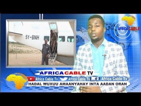 QODOBADA WARKA AFRICA CABLE TV BY SHAASHAA 16 6 17