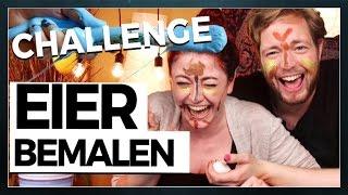 Oster-Challenge Die schönsten Eier! - Ostereier bemalen