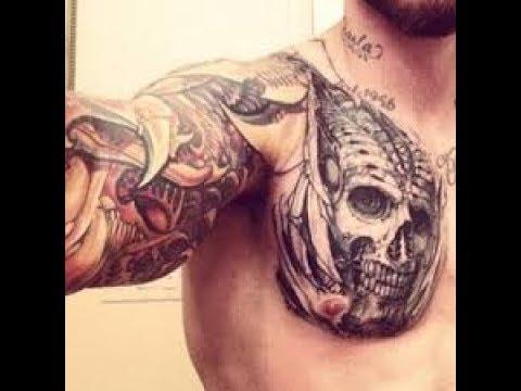 Las Mejores Ideas De Tatuajes Para Hombres 2017 Nuna Style