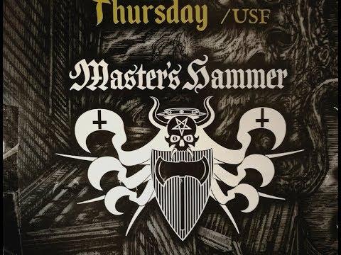 Master's Hammer - Live at Beyond The Gates,Bjørgvin Black Mass Festival,Bergen Norway 24 aug 2017 thumb