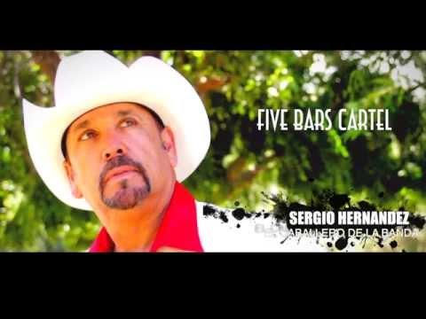 SERGIO HERNANDEZ-FIVE BARS CARTEL