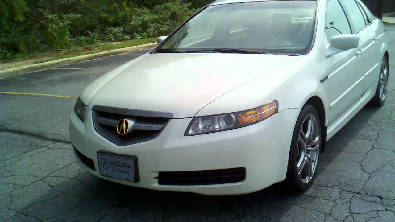 2006 Acura TL Manual Transmission  YouTube
