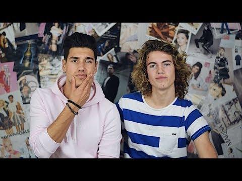 Heeft Holland's Next Top Model ons onzeker gemaakt? | Model Talk | MILAN CARVALHO