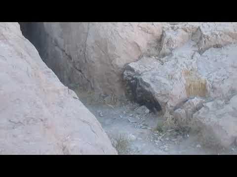 (Kerman cut mountain)کوه بریدهی کرمان