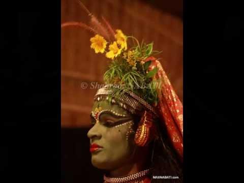 Kathakali dance, Kochin, India. Videos/Slideshows from around the world