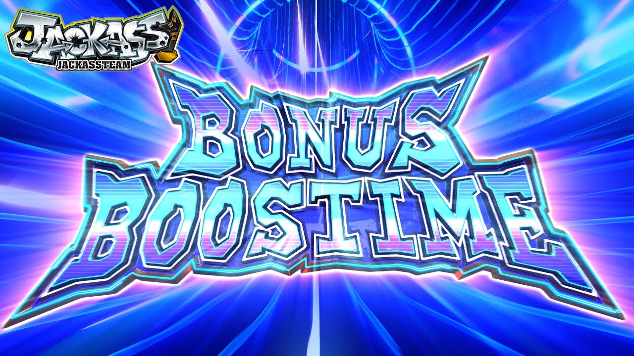 Bonus boost up!/Daito Music (ジャッカスチーム サウンドトラックより)