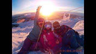 видео Горнолыжные курорты Швеции. Швеция: горнолыжные центры и склоны