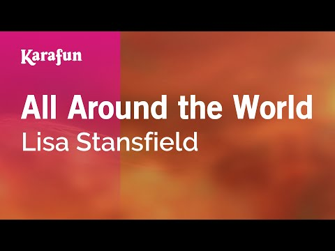 Karaoke All Around the World - Lisa Stansfield *