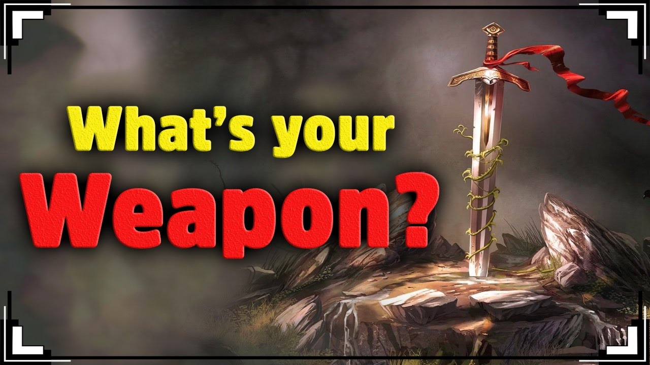 What are the weapons 55