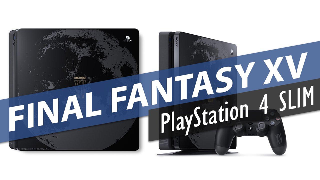 PS4 Final Fantasy XV Luna Edition Release Date, News