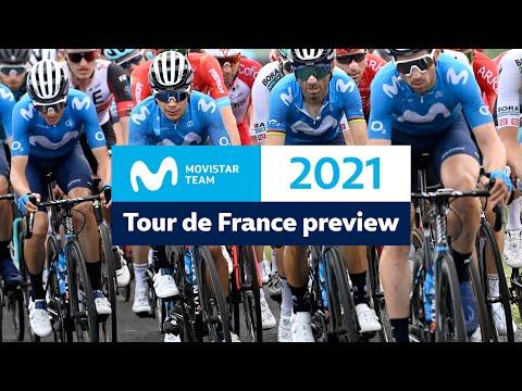 Download Camino al Tour de Francia 2021   Movistar Team