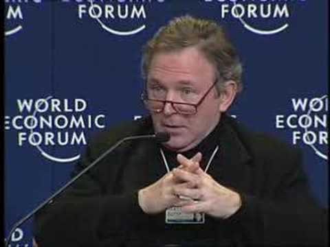 Davos Annual Meeting 2004 - God in Politics