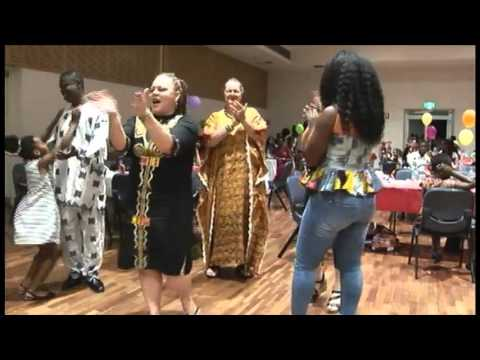 Ghanaians In Adelaide Christmas Party 4