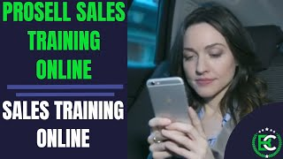 Business Sales Courses Online | Prosell Sales Training | Sales Training Online