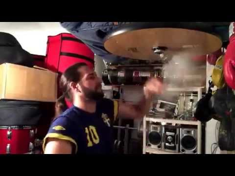 "BRIAN TICHY: SPEED BAGGIN' IN THE ""LIMELIGHT"""