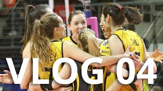 CHAMPIONS LEAGUE Road Trip to France with Vakifbank - Vlog 04