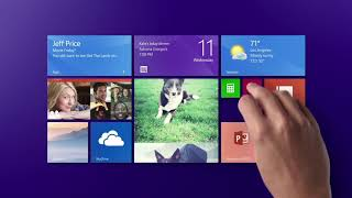 Музыка из рекламы Windows - Windows 8.1 Everywhere (2013)