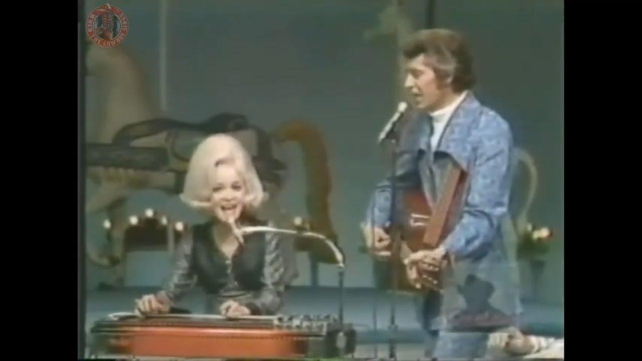 Del Reeves And Barbara Mandrell - Crazy Arms ( Barbara Mandrell On Steel Guitar )