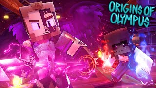 "Origins of Olympus #42 - ""BECOMING THE DEMON!"" (Percy Jackson Minecraft Roleplay)"