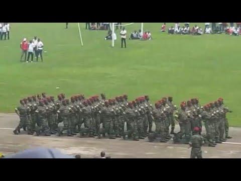 Guinée - Défilé militaire pour les 60 années d'indépendance (02 octobre 2018)