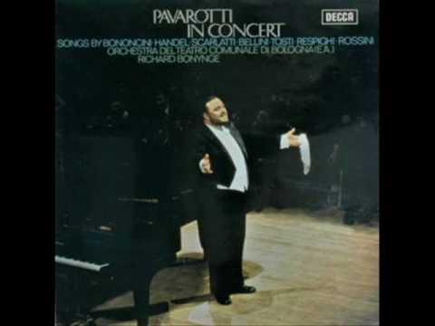 Luciano Pavarotti - Nessun Dorma - Live 1976