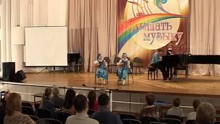 В Детской музыкальной школе прошел Всероссийский конкурс-фестиваль творческих коллективов «Услышать(, 2015-05-13T11:14:55.000Z)