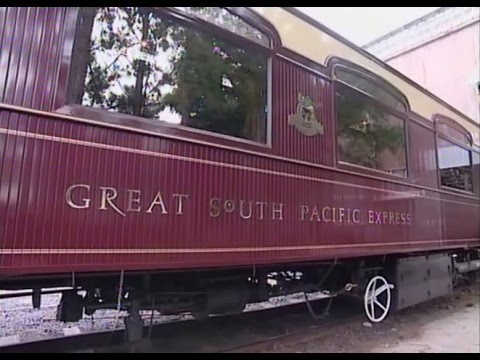 Great South Pacific Express