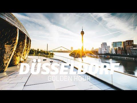 DÜSSELDORF – GOLDEN HOUR