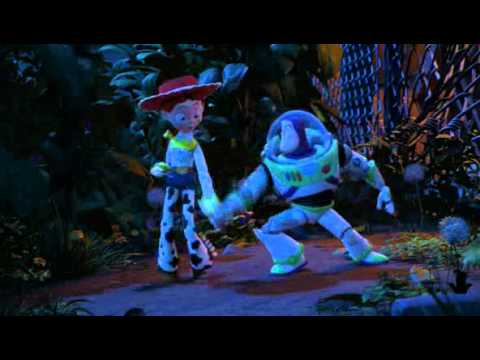 Toy Story 3 - Buzz Lightyear Dance - YouTube