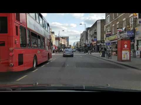N16 Stamford hill to Old Street